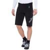 100% Airmatic Shorts Men fast times black